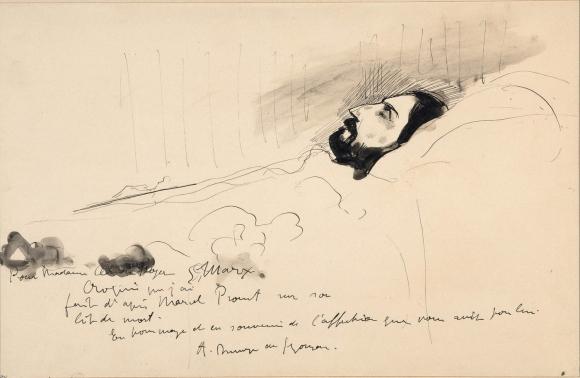 Marcel Proust En Mal De Mère Une Fiction Du Créateur