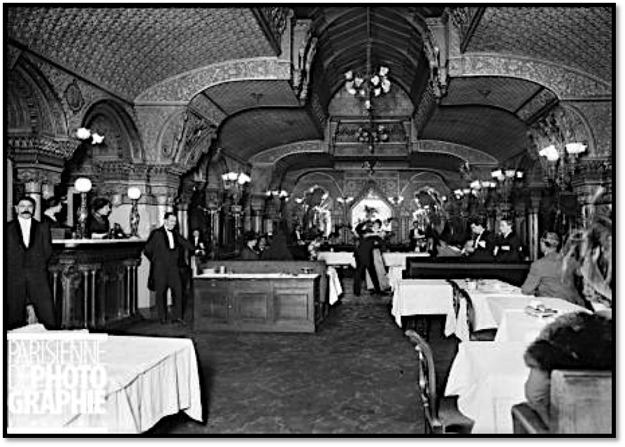 Restaurant Grands Boulevards Bowl