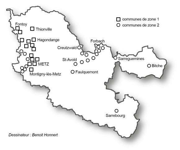 f36909456ad Échelles et territoires du salaire en Moselle au tournant des années ...
