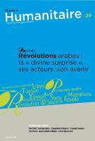 Révolutions arabes : la «divine surprise», ses acteurs, son avenir