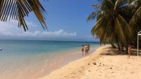 Touristes en Guadeloupe
