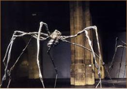 L   ouvrage d   Arachn   La r  sistance en   uvre de Ghada Amer