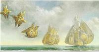 Jean-Olivier Héron, La naissance d'un voilier