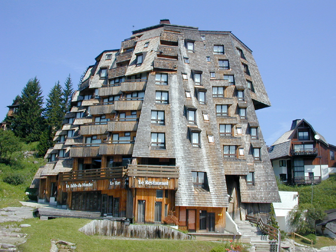Hotel La Plagne  Etoiles