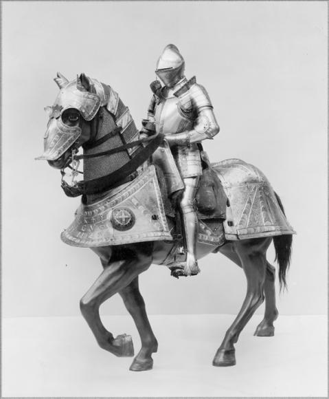 Fiers Destriers Images Du Cheval De Guerre Au Moyen âge