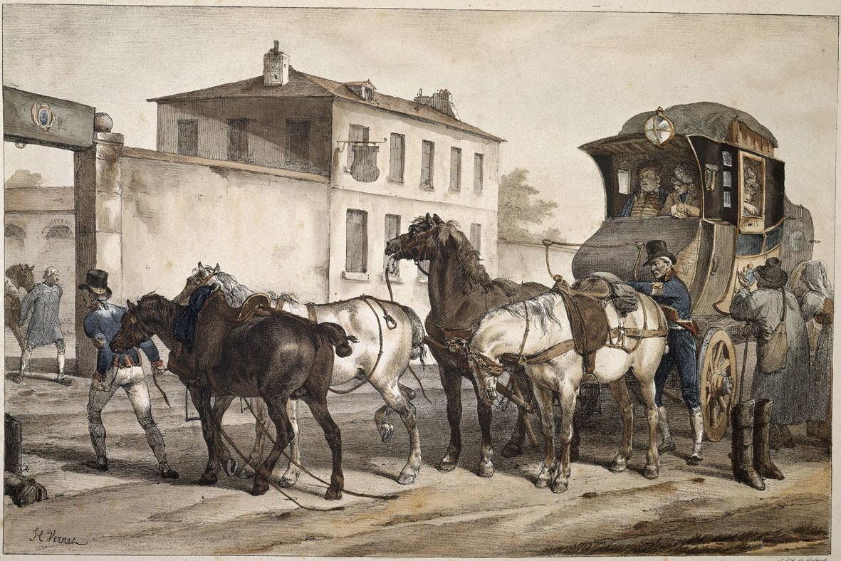 chariot à courses