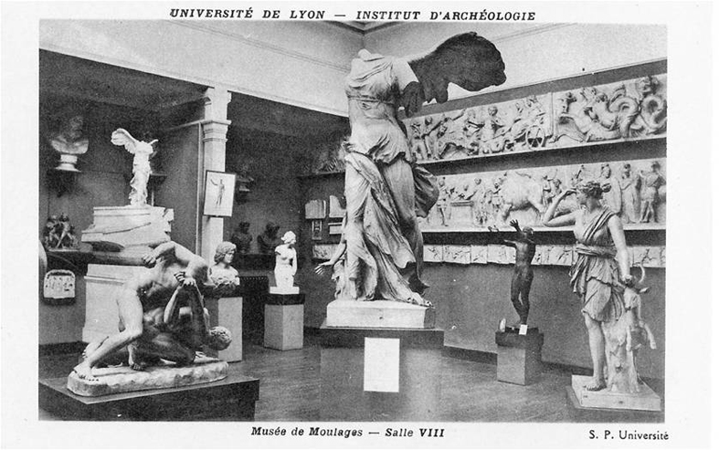 Carte Universite De Bordeaux.La Collection De Moulages De L Universite De Bordeaux Premiere