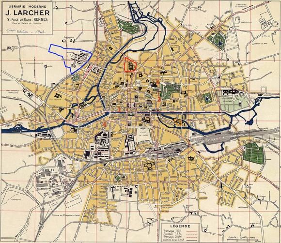 Les hôpitaux de Rennes : histoire, architecture et patrimoine