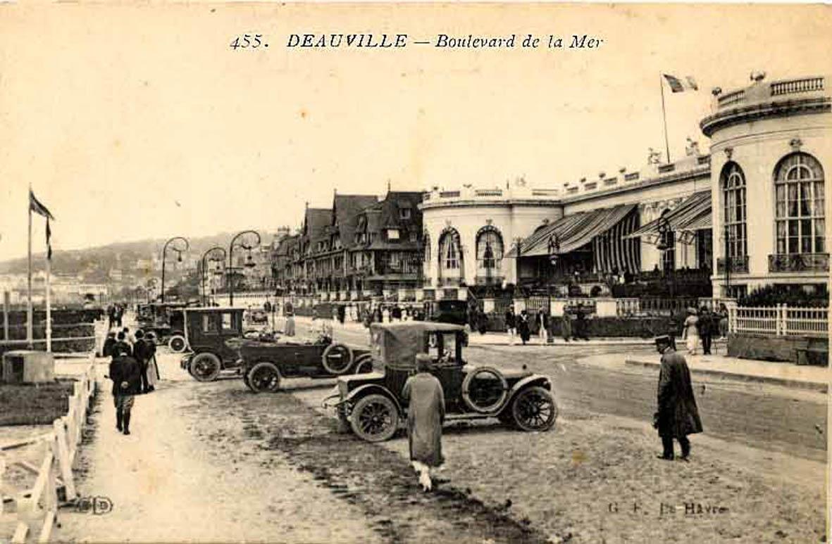 Hotel Deauville Premiere Clabe