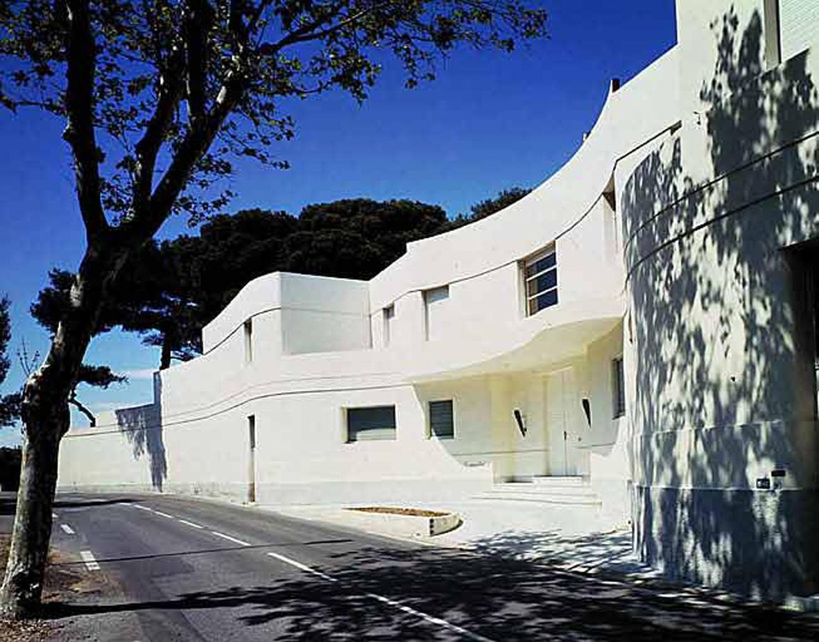 La clientèle de l\'architecte Barry Dierks sur la Côte d\'Azur