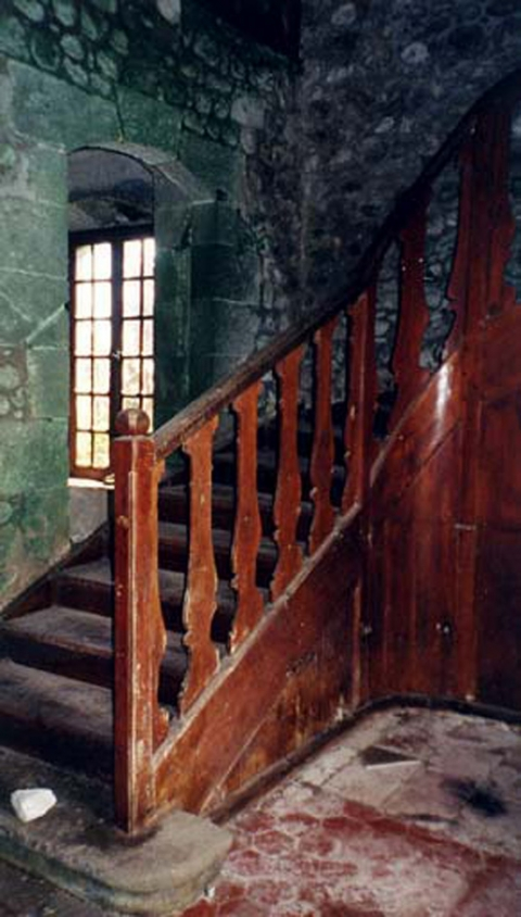 Maisons de ma tre et habitations coloniales dans les for Interieur 19eme siecle