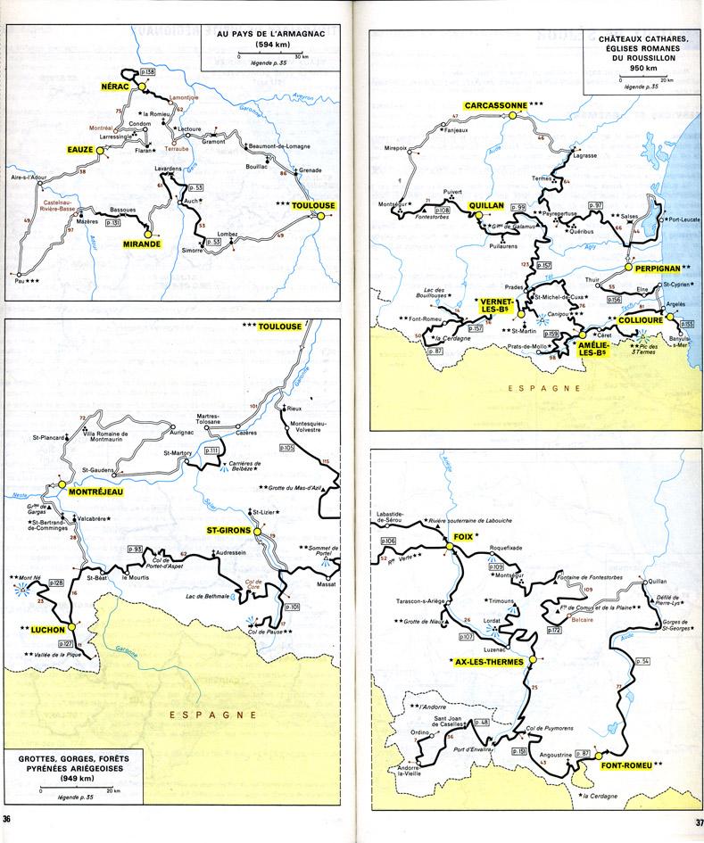 Carte De Bourgogne Michelin.Des Guides Joanne Au Guide Vert Michelin Points Lignes Surfaces