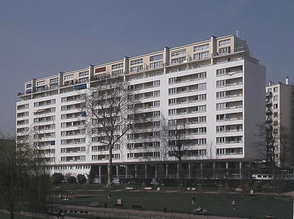 Paris Habitat  Villa Fr Ef Bf Bdd Ef Bf Bdric Mistral Paris