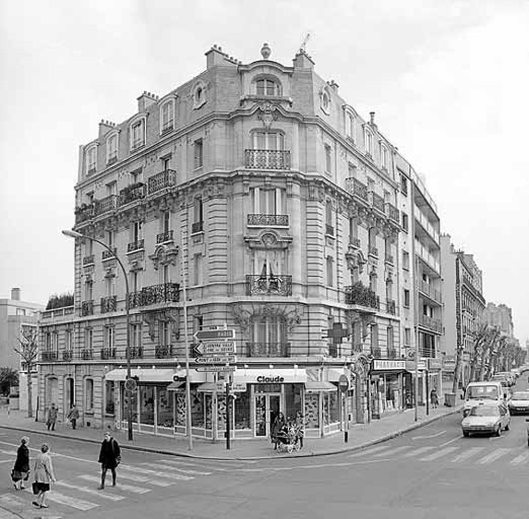 Ville Bourgeoise Sud Paris