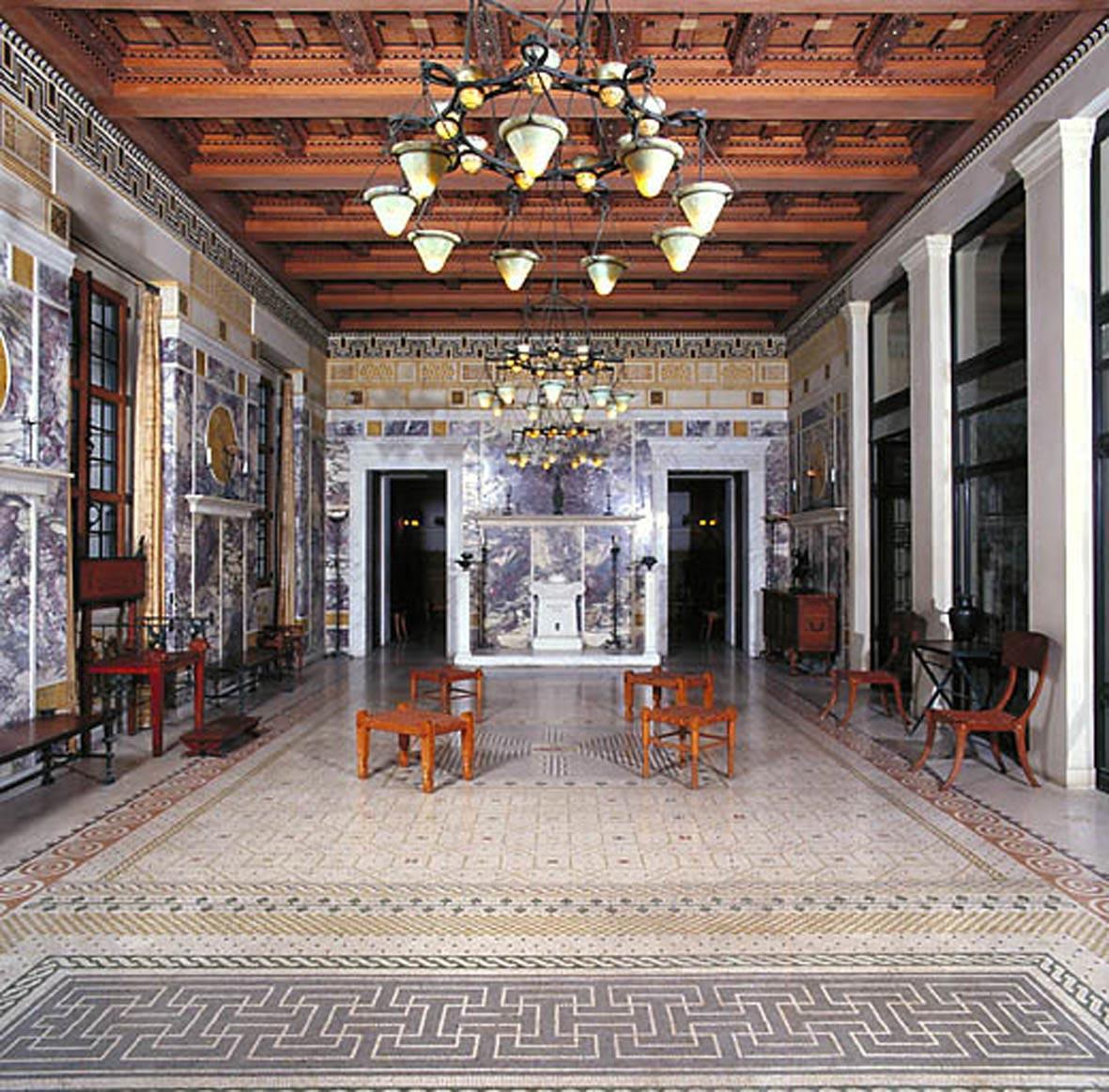 Plafonds De Chambres : Archéologie architecture et ébénisterie les meubles de
