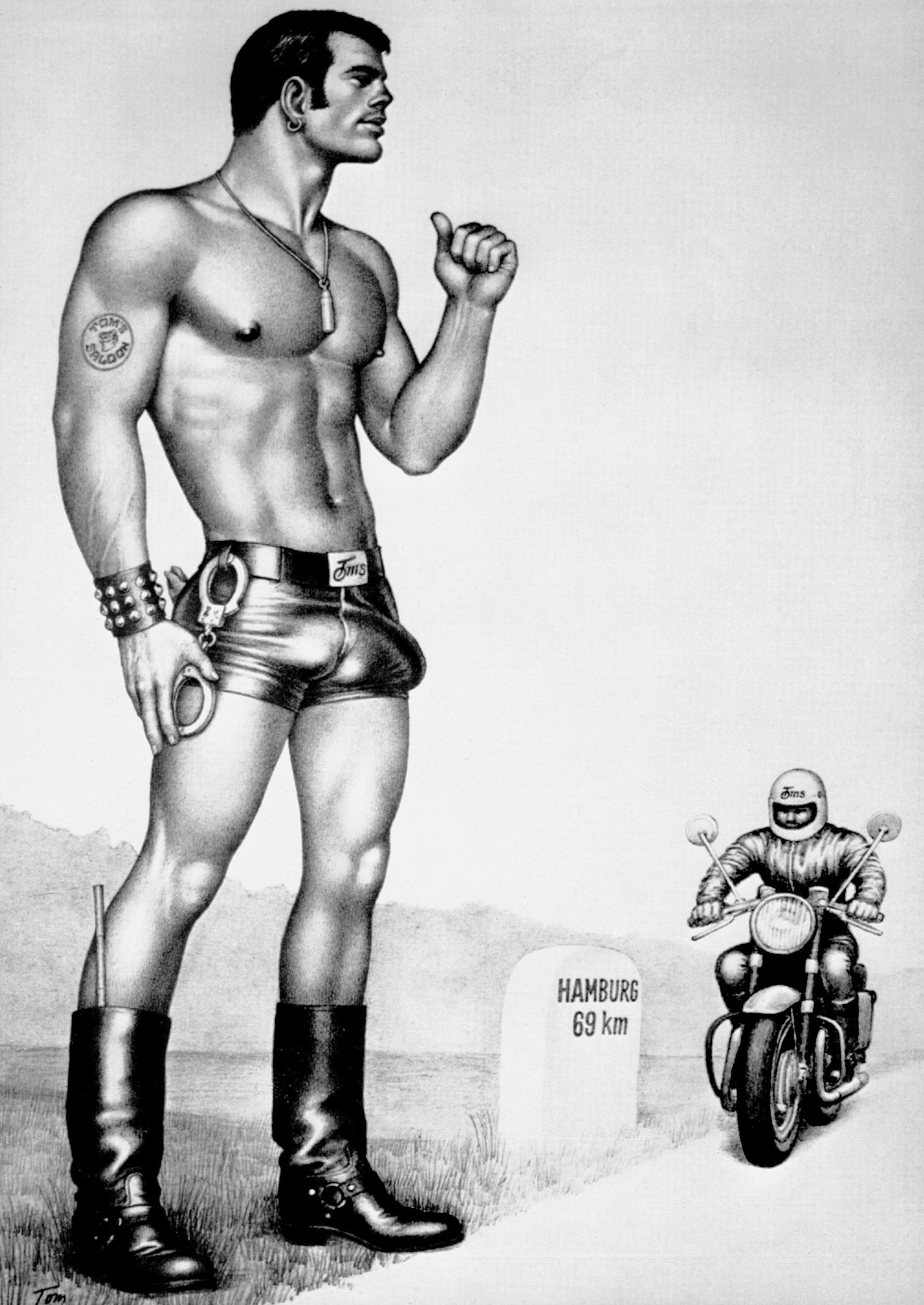 gay sexe muscle papa dessin animé ayant porno