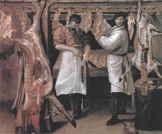 Le boucher - Albert Samain Img-19
