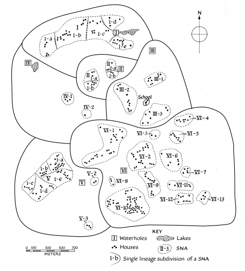 Classic Maya Settlement Clusters As Urban Neighborhoods A