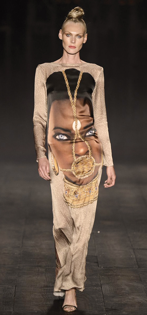 Modes And Moods Of Slave Anastacia Afro Brazilian Saint