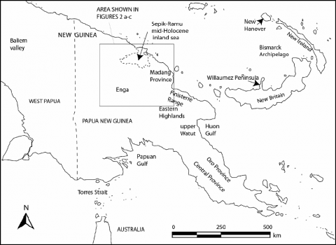 Figure 1. – General location map