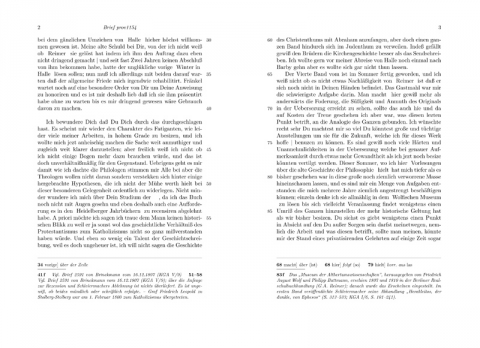 Figure 5: Print edition for the Schleiermacher edition generated via ConTeXt