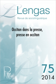 Couverture Lengas n° 75