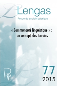 Couverture Lengas n°77