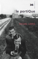 Couverture Michel Leiris Portique 36