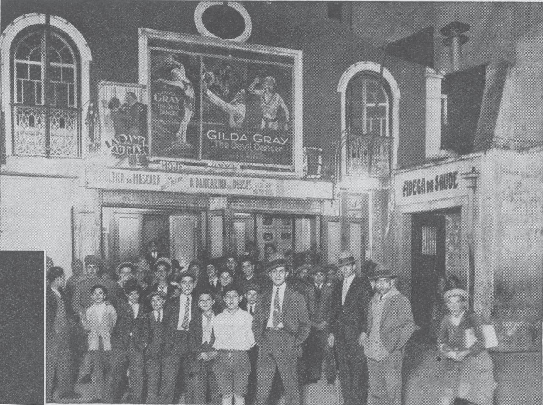 Cinemas de estreia e cinemas de bairro em Lisboa (1924-1932)