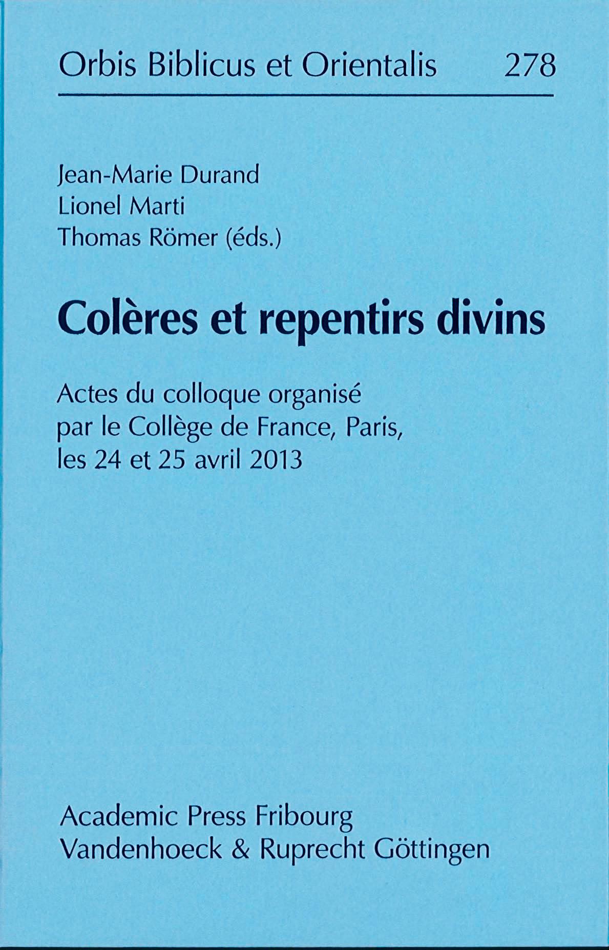 Ouvrages Publiés Avec Le Soutien Du Collège De France