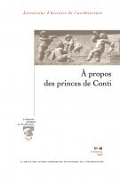 À propos des princes de Conti