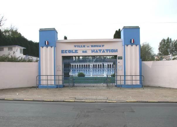 La Piscine Municipale De BruayEnArtois Et Le Socialisme Municipal