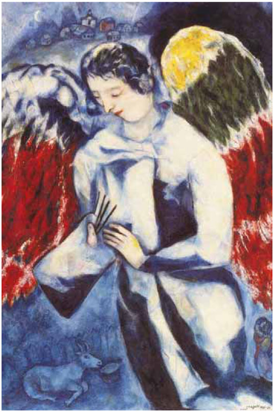 Marc chagall biographie r sum for Biographie de marc chagall