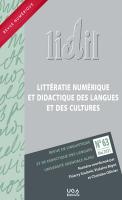 Lidil, n° 63 (2021)