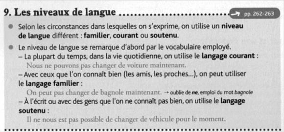 Le Francais Langue Maternelle Est Il Une Langue