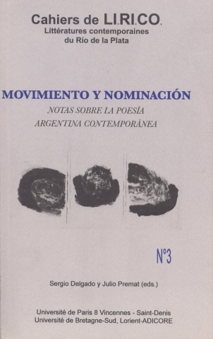 Cahiers de LI.RI.CO n° 3 | 2007, Movimiento y nominación