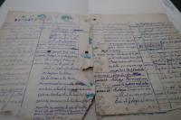 Manuscritos de Ricardo Piglia