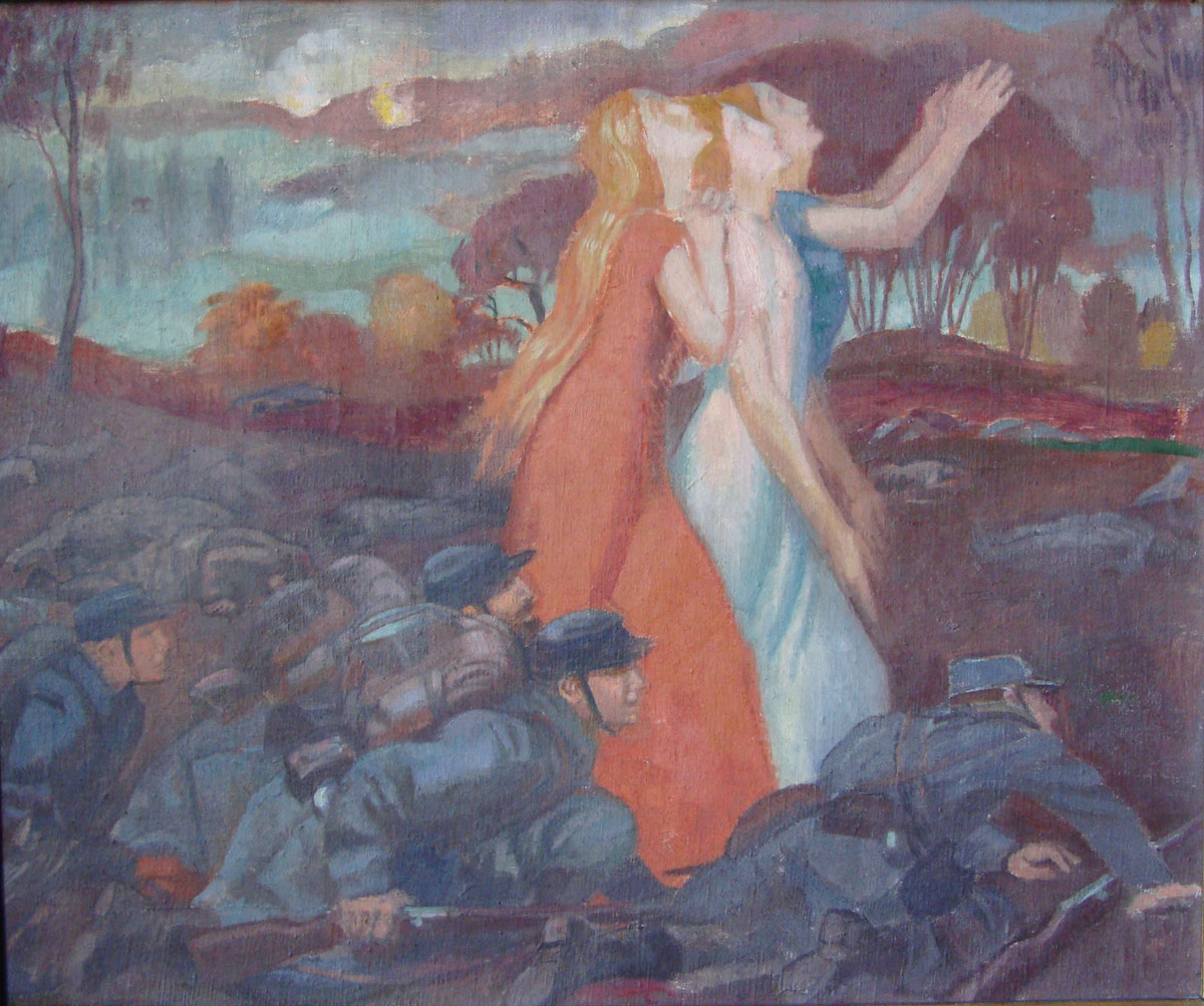 Maurice Denis Dans La Grande Guerre