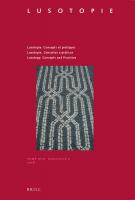 Lusotopie XVII-2 couverture
