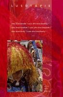 Lusotopie XVI-2 couverture