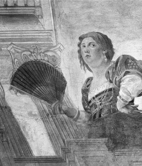 Casino delle muse orazio gentileschi