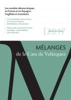 Couverture Mélanges de la Casa de Velázquez 47-2