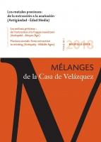 Couverture mélanges de la Casa de Velázquez 48-1