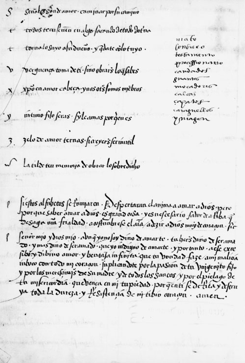La Circulación Manuscrita De Los Poemas Alfabéticos De