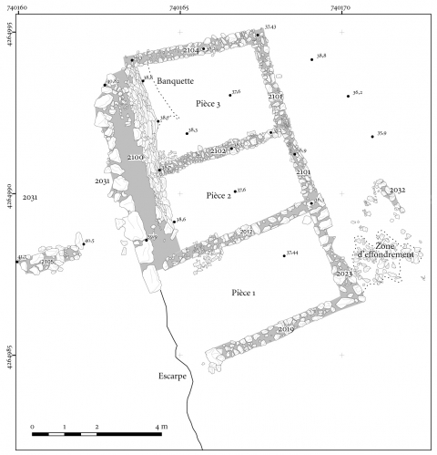plan construction sableuse