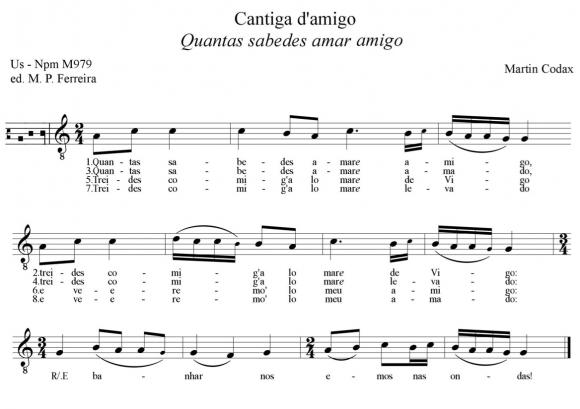 Martin Codax: a história que a música conta