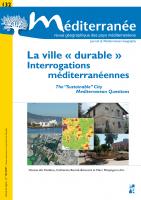 La ville « durable » 1 de couverture