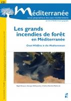Couverture Méditerranée 121