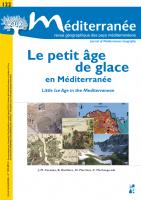 Couverture Méditerranée 122