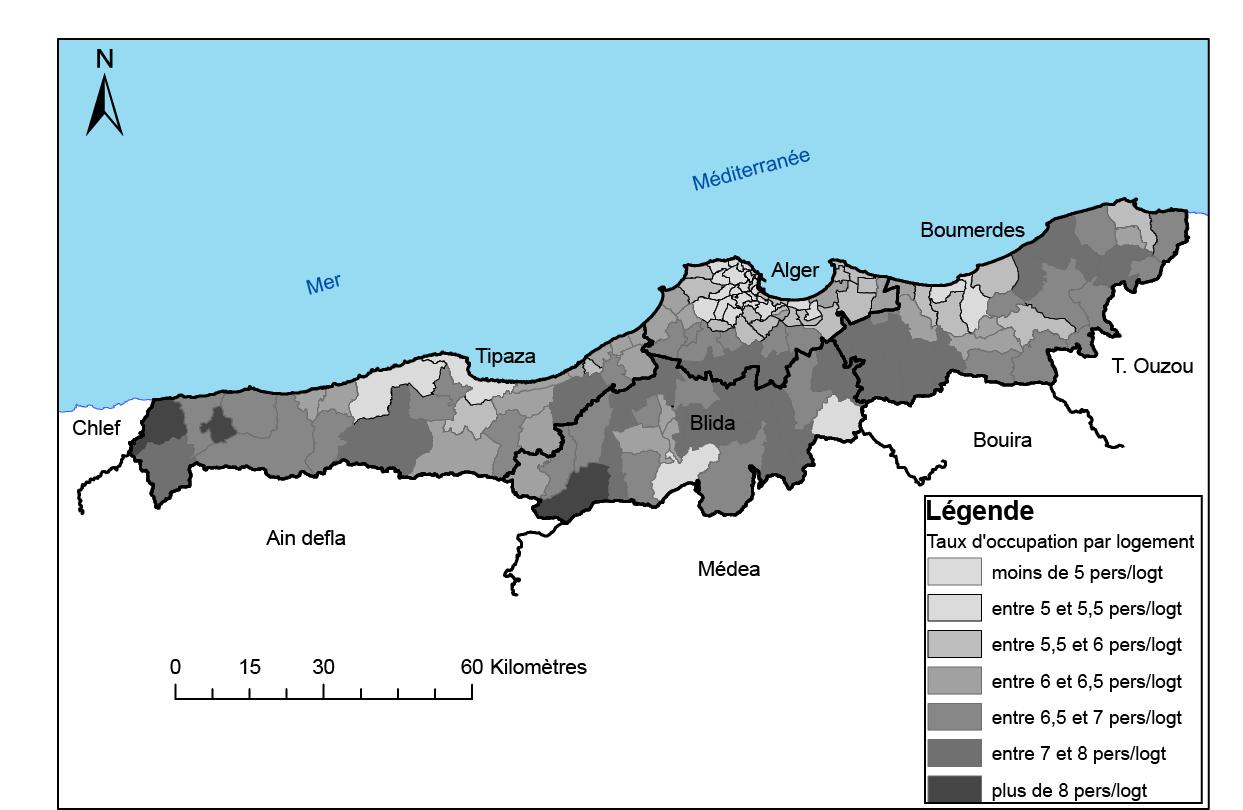 Carte Algerie Autoroute Est Ouest.Quelle Metropolisation Pour Alger